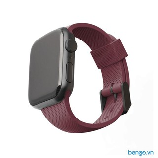 Dây đeo dành cho Apple Watch size 44mm UAG DOT Silicone