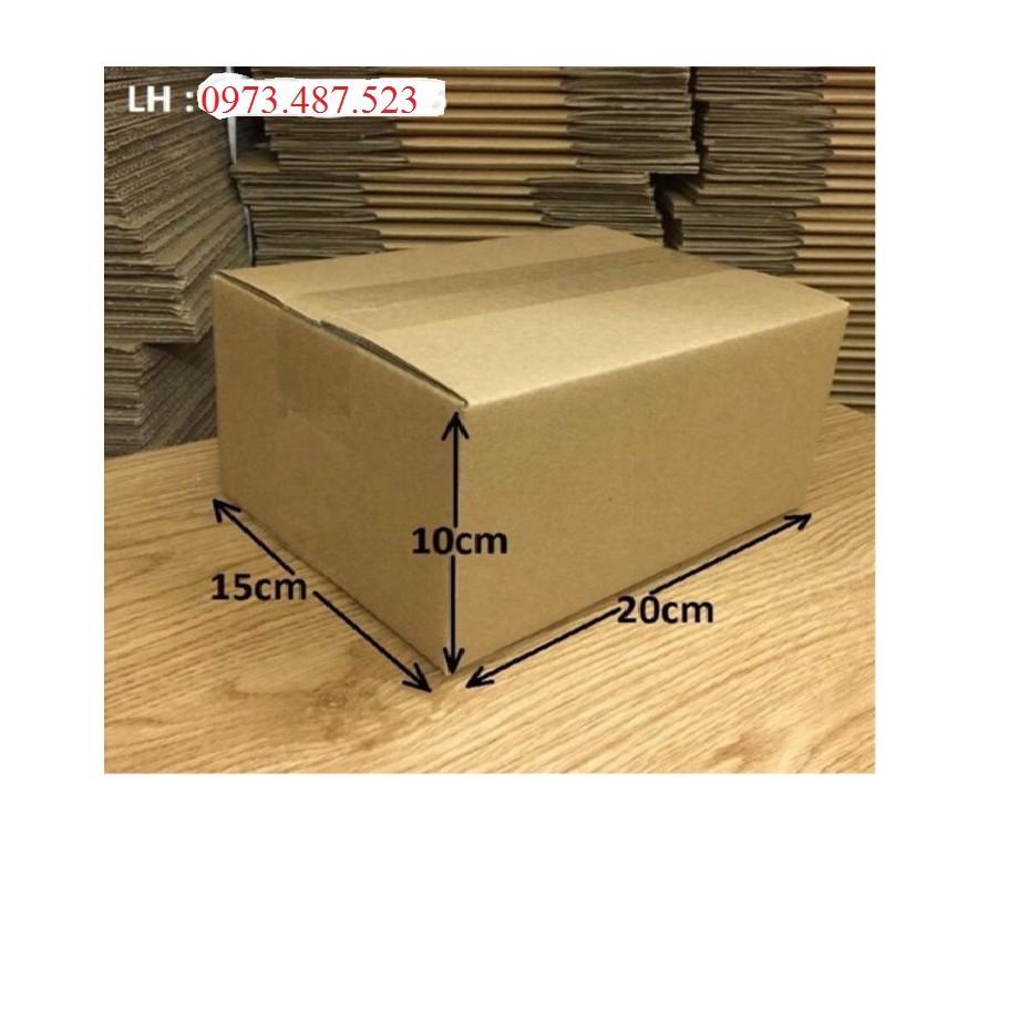 20x15x10 Combo 50 hộp carton