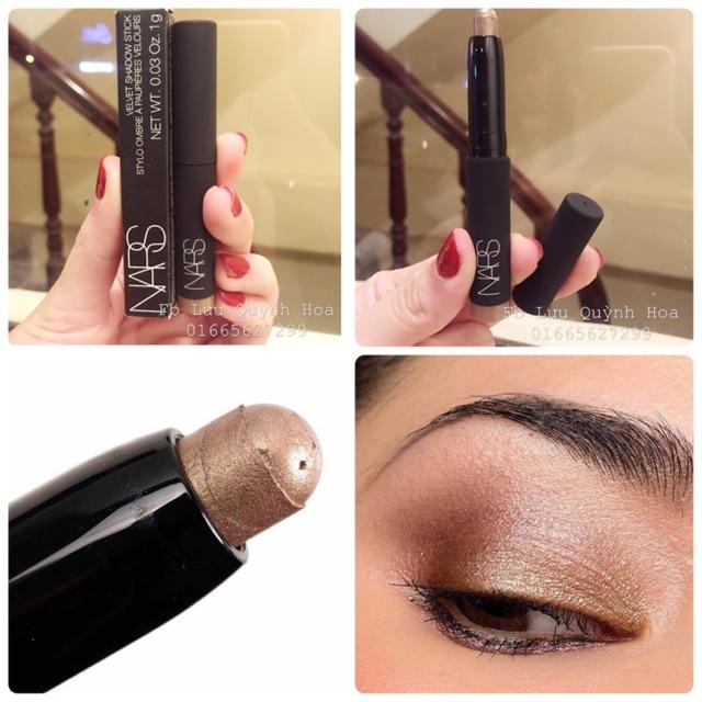 Phấn mắt dạng sáp Nars Vevet Shadow Stick