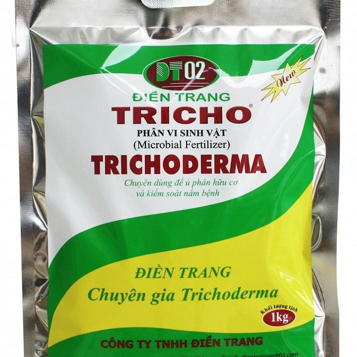 Phân bón hữu cơ Chế phẩm sinh học hữu cơ vi sinh Trichoderma 1kg