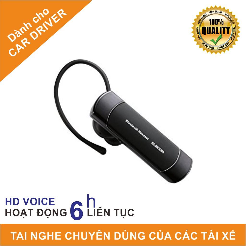 Tai nghe 1 bên Bluetooth ELECOM LBT-HS20M