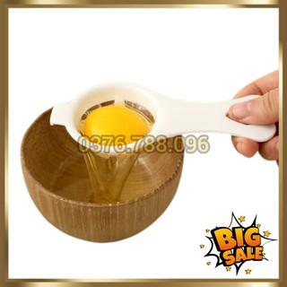 Dụng cụ tách lòng đỏ trứng gà cho bé thumbnail