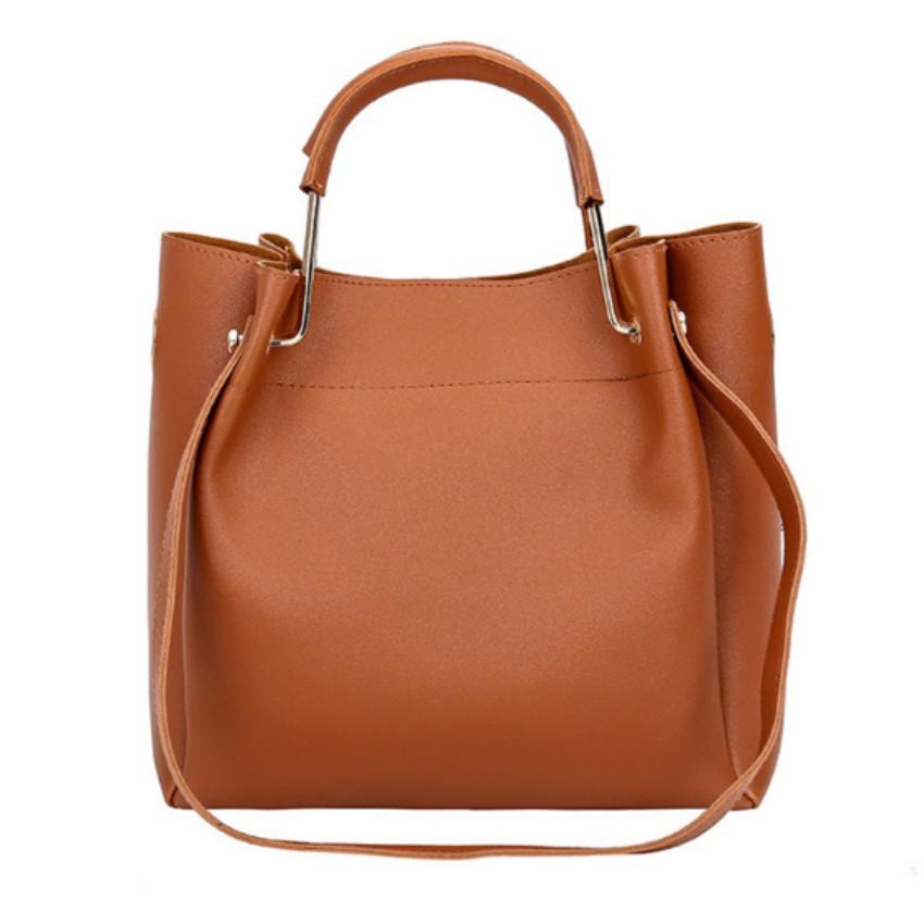Nhập mã LONGTLG giảm 10% Túi xách nữ thời trang cao cấp Thành Long TU 8222