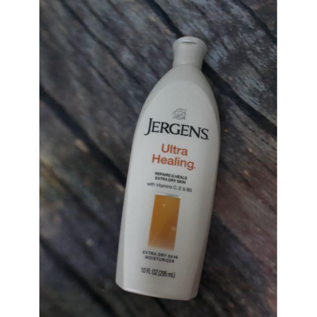 Lotion dưỡng da body JERGENS 621ml chính hãng từ USA