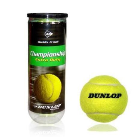 Bóng Tennis Dunlop Championship 3 quả