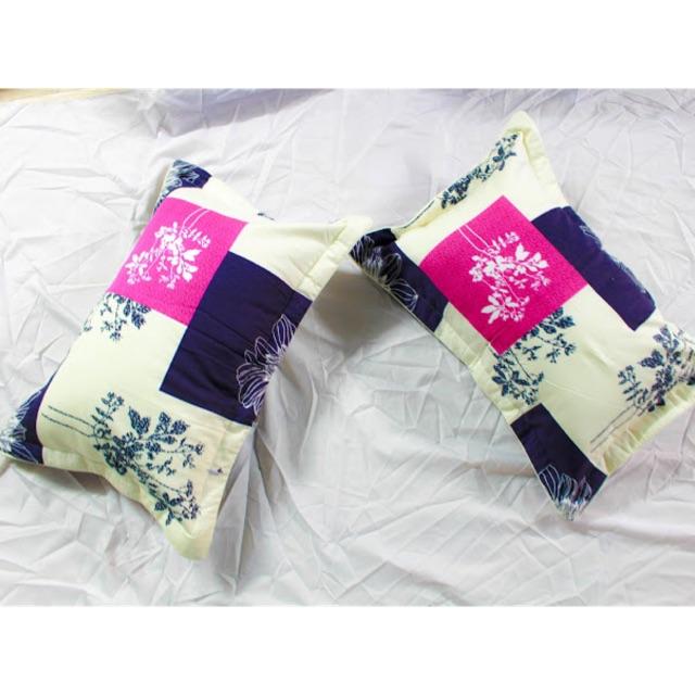 Vỏ gối Thắng Lợi làm từ 100% cotton kích thước 45 x 65 cm nhỏ mềm mại, thấm hút giá bán lẻ tốt nhất
