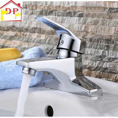 Vòi rửa mặt | Vòi lavabo nóng lạnh cao cấp SNL27 tặng kèm đôi dây cấp nước inox