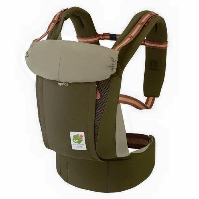 Địu em bé Aprica Belt-Fit Colan Cozy Green - 2745644 , 80537149 , 322_80537149 , 2800000 , Diu-em-be-Aprica-Belt-Fit-Colan-Cozy-Green-322_80537149 , shopee.vn , Địu em bé Aprica Belt-Fit Colan Cozy Green