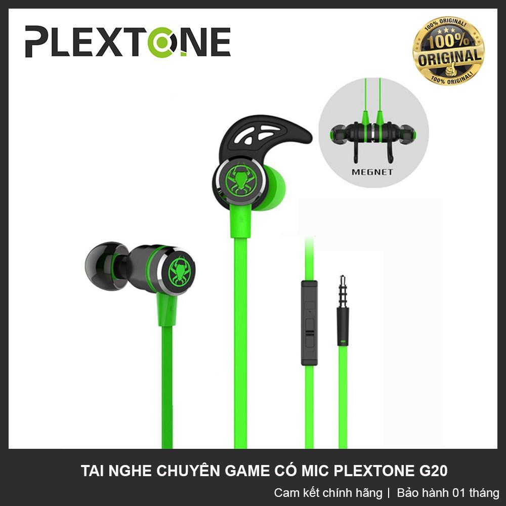 Tai nghe Gaming có mic Plextone G20