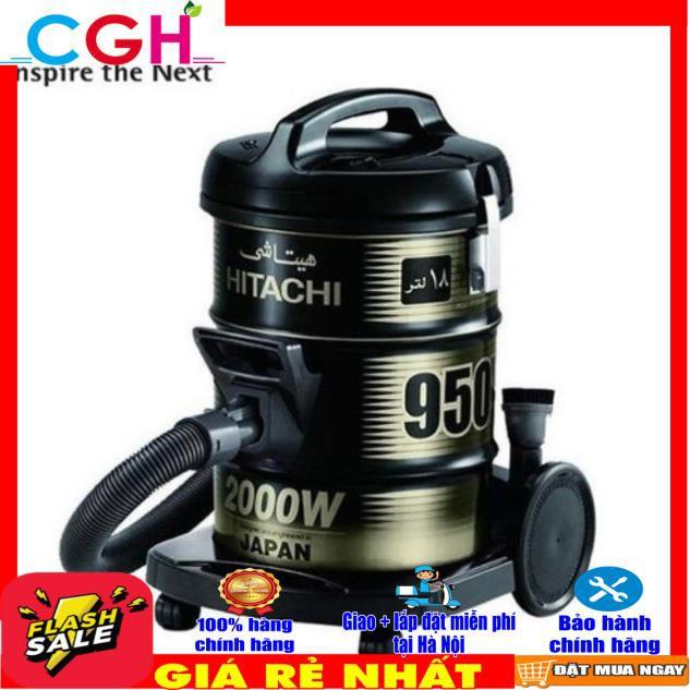 Máy hút bụi Hitachi CV-950F 2000W -Hàng chính hãng
