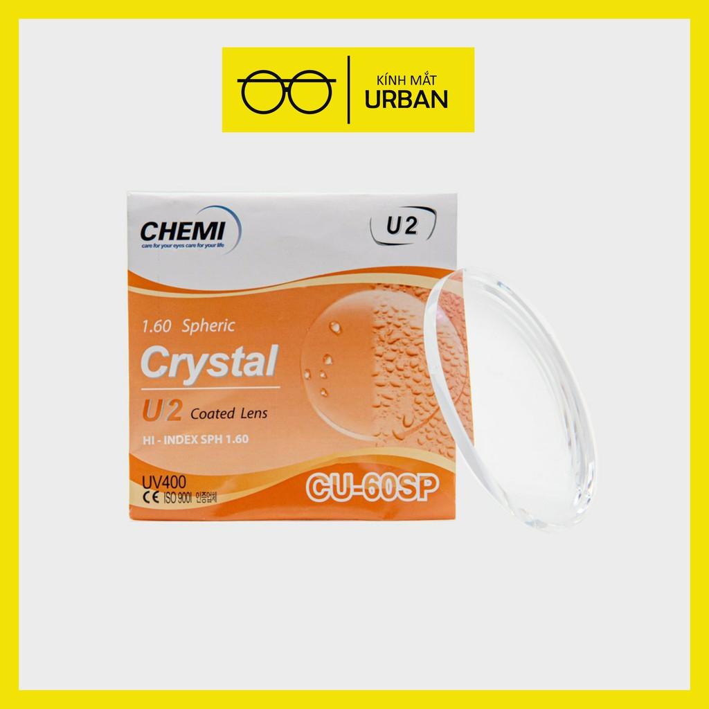 [Chính Hãng] Tròng kính Chemi Crystal cao cấp Hàn Quốc