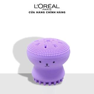 [QUÀ TẶNG KHÔNG BÁN] Cọ rửa mặt massage hình bạch tuộc L Oreal Paris thumbnail