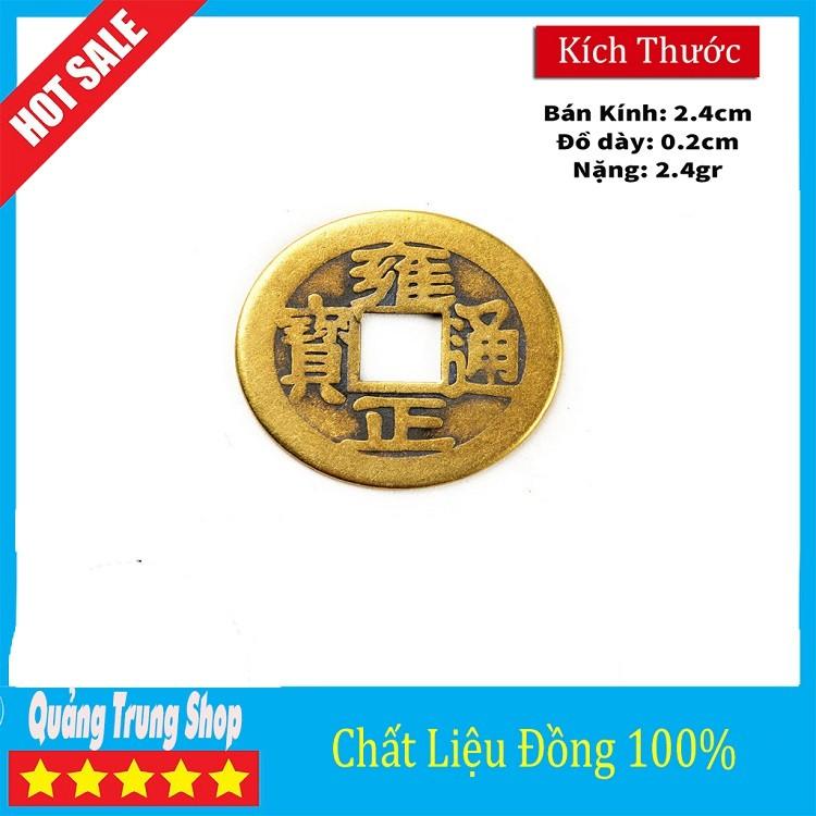 Đồng Xu Ngũ Đế ⚜️FREESHIP⚜️Tài Lộc Phong Thủy
