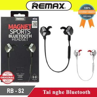 Tai nghe Bluetooth thể thao Remax S2 chính hãng- - Bh 3 tháng