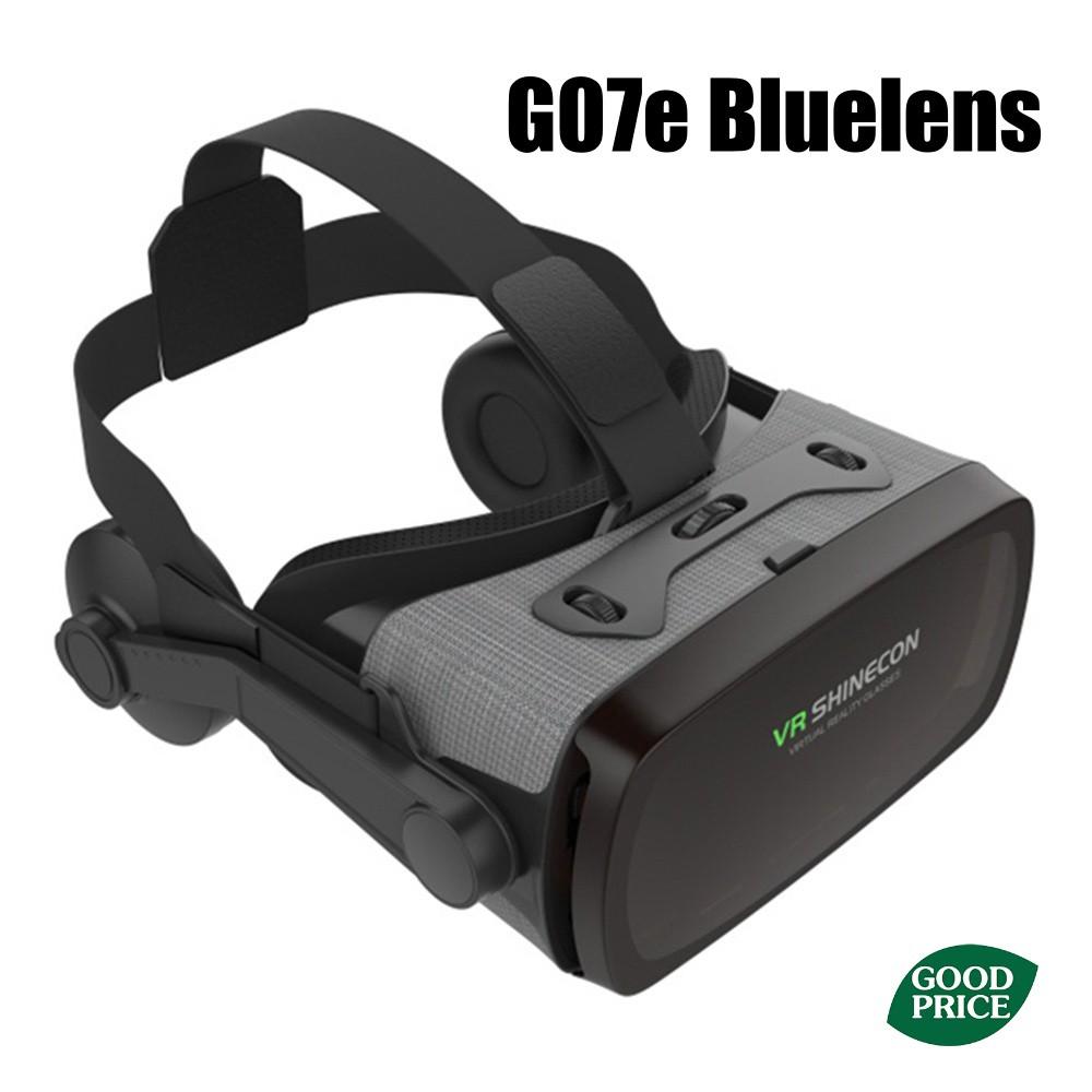 Kính 3D Vr Shinecon G07e 2019 chơi game VR bluelens