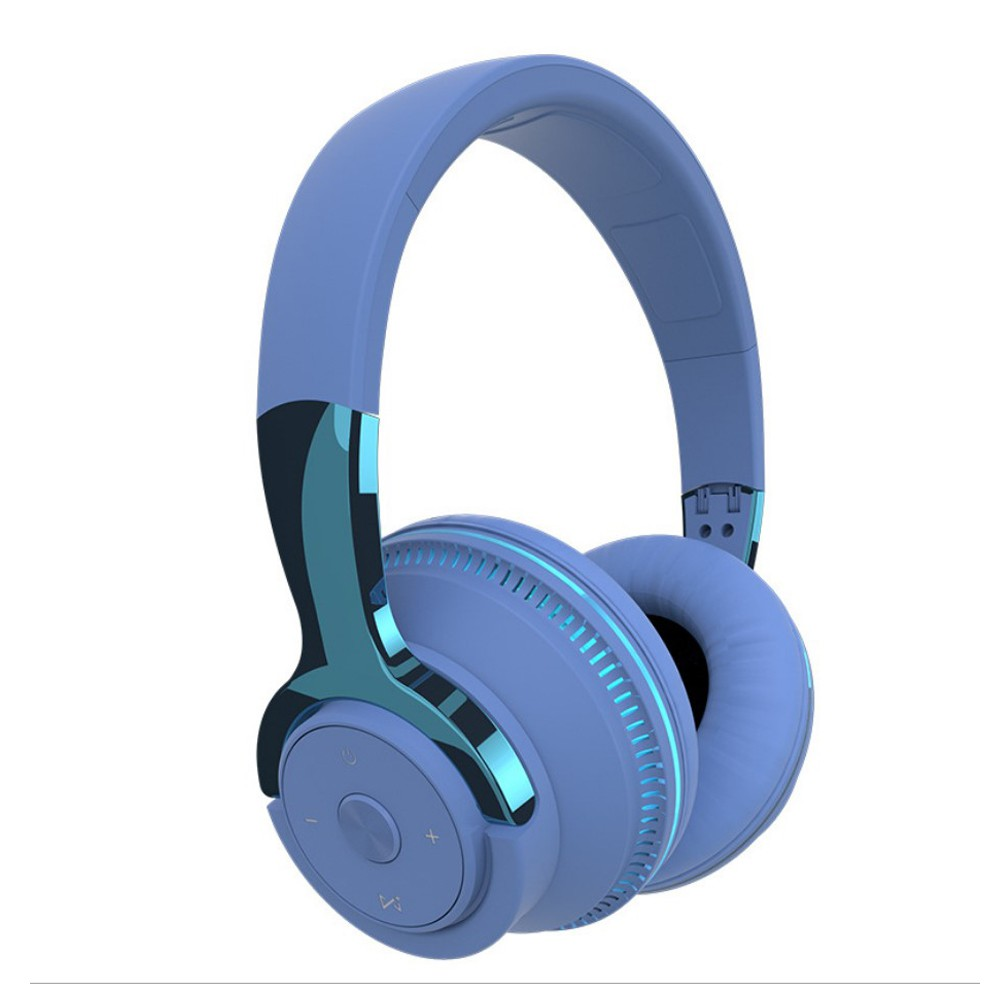 Tai nghe chụp tai bluetooth không dây có mic H2