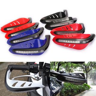 MG 1 Bộ bảo vệ tay cầm tay lái xe máy Đèn LED với đèn LED bảo vệ tay động cơ thumbnail