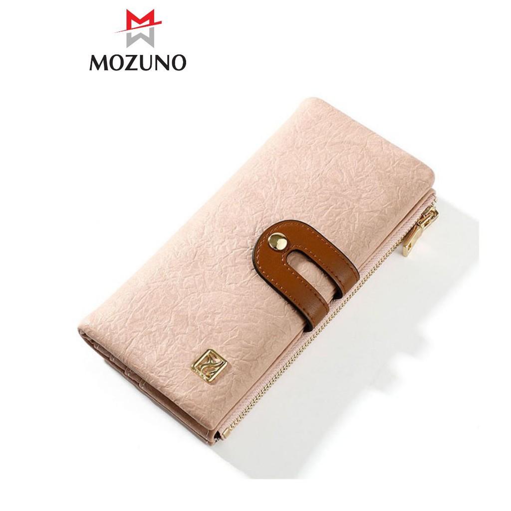 Ví Nữ Dài Cao Cấp Chính Hãng TAOMICMIC Đựng Tiền Đựng Thẻ Độc Đáo Trẻ Trung Siêu Đẹp TM03 - Mozuno