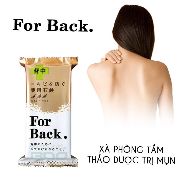 Xà phòng trị mụn lưng For Back Medicated Soap - 2994443 , 315489669 , 322_315489669 , 175000 , Xa-phong-tri-mun-lung-For-Back-Medicated-Soap-322_315489669 , shopee.vn , Xà phòng trị mụn lưng For Back Medicated Soap