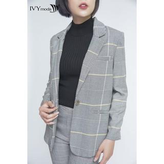 Áo Vest nữ cổ 2 ve IVY moda MS 67B6731 thumbnail