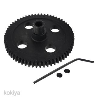 For Wltoys 12428 Parts 12423 Truck Main Reduction Gear