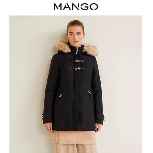 Áo khoác Mango auth