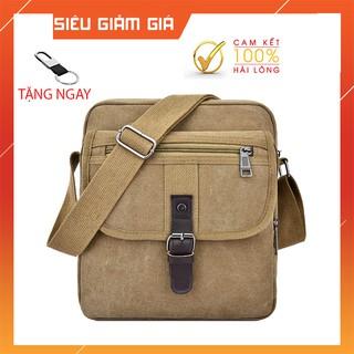 Túi đeo chéo vải cao cấp chống bán bẩn bán bụi, bền đẹp không phai màu