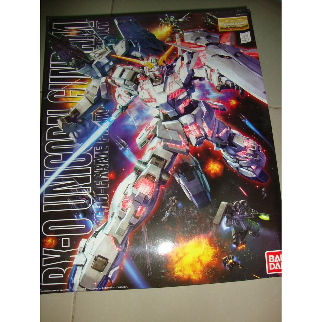 Mô hình lắp ráp MG 1/100 Unicorn Gundam Ova - 9925801 , 222637803 , 322_222637803 , 1050000 , Mo-hinh-lap-rap-MG-1-100-Unicorn-Gundam-Ova-322_222637803 , shopee.vn , Mô hình lắp ráp MG 1/100 Unicorn Gundam Ova