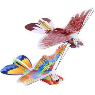 1buycart Flying Bird Eagle Parrot RC Toy with Remote Controller Kids Boy Girl Gift ES