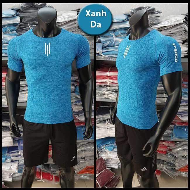 set bộ quần áo thể thao nam P