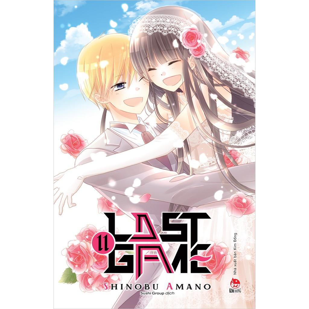 Truyện tranh Last Game bộ 11 tập