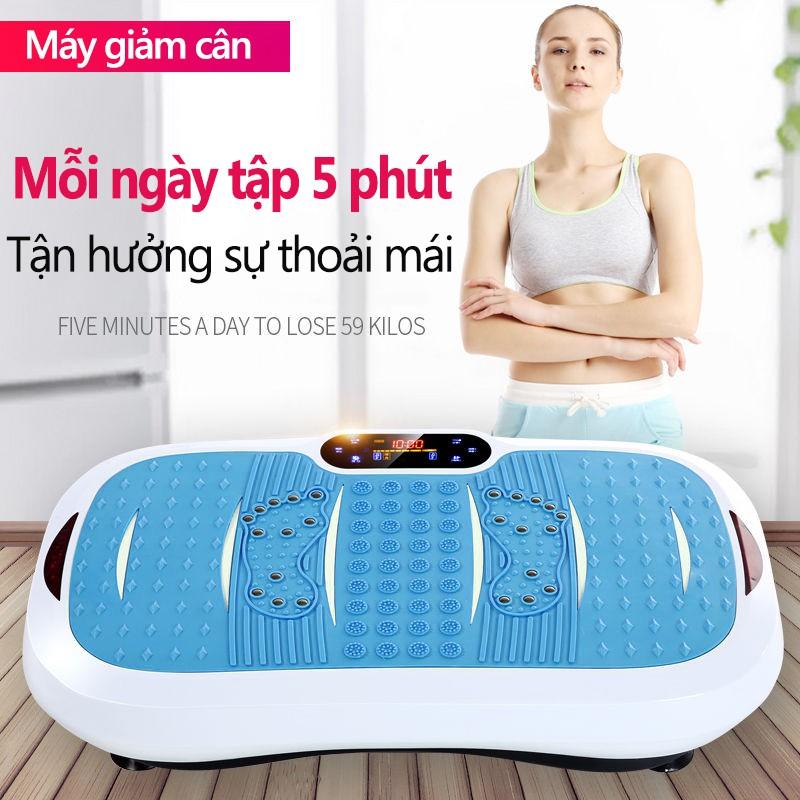 Máy  tập gym có bluetooth đa năng máy tập rung giảm eo thon gọn âm thanh lập thể phát nhạc nhiều mức độ rung