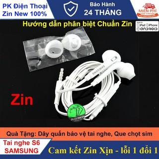 Tai nghe dành cho SAMSUNG GALAXY S6 S7 EDGE S5 A7 C9 PRO - Tặng kèm dây quấn bảo vệ