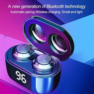 【COD】Tai Nghe Bluetooth Không Dây A6 TWS, Tai Nghe Nhét Tai Mini Âm Thanh Nổi Hai Tai Dành Cho Tai Nghe Thể Thao Chơi Game