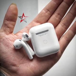 Tai nghe AP2 nhét tai Bluetooth không dây Cao Cấp Định Vị Đổi tên Cảm Biến Chạm