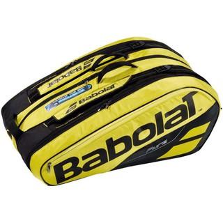 SẴN [HÀNG MỚI VỀ] Túi đựng vợt tennis Babolat Pure Aero 12 Pack Bag bán chạy HOT :)) .New . ..