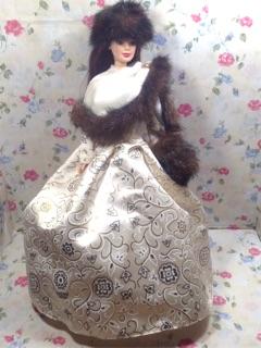 Búp bê barbie chính hãng used