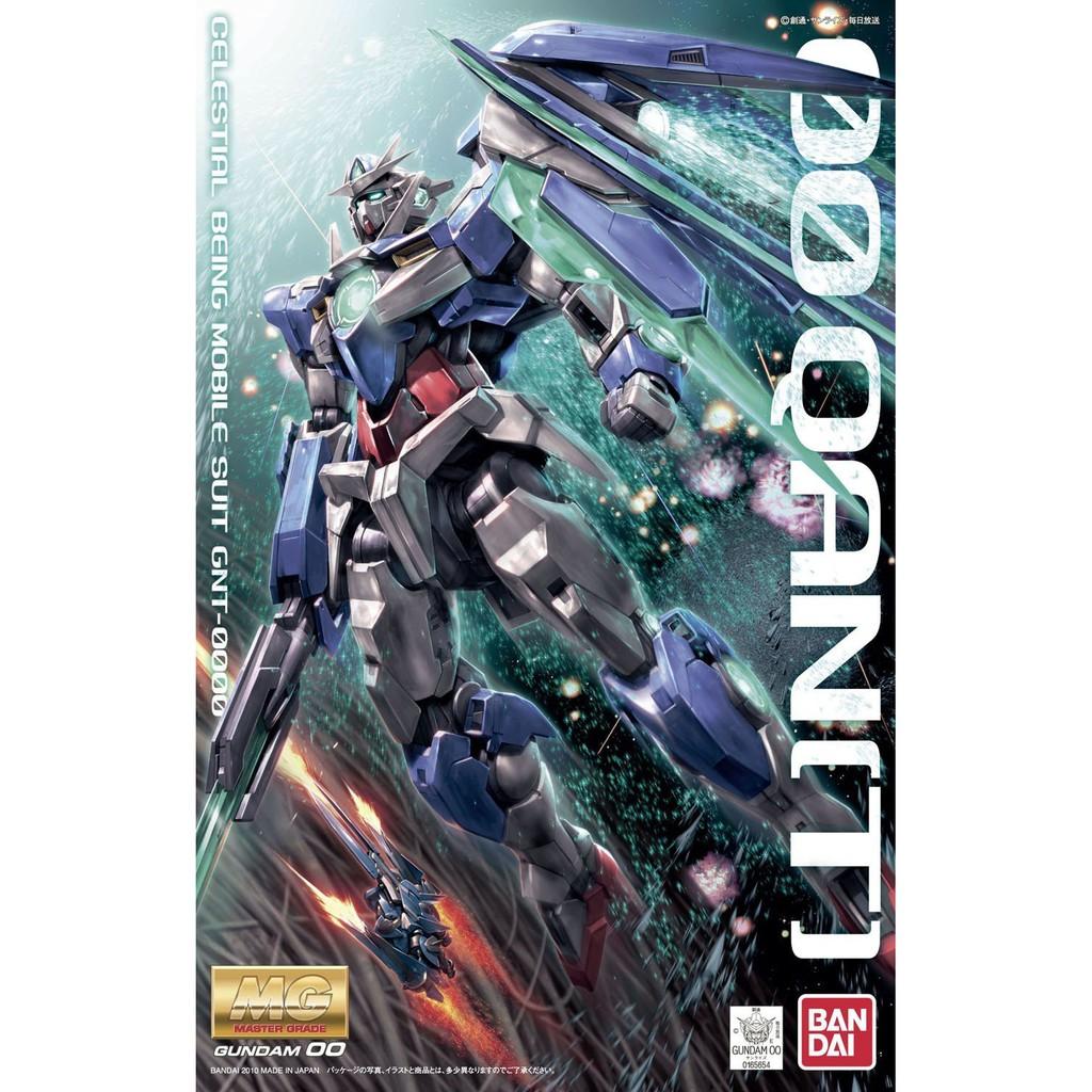 Mô Hình Gundam MG 00 Qan[T]