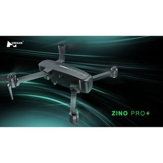 Flycam Hubsan Zino Pro+ GPS 8km FPV Camera 4K UHD 3 trục Gimbal với 43 phút