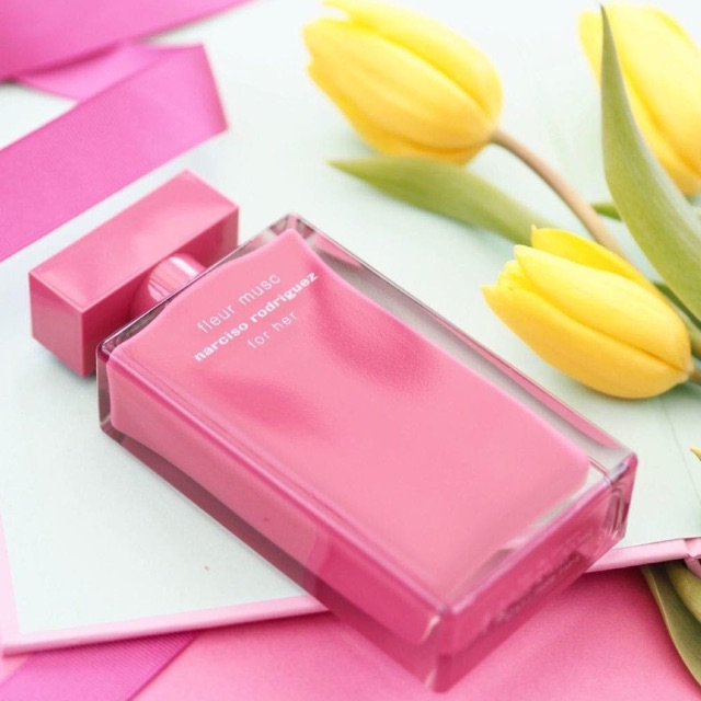 Nước Hoa Nữ Narciso Rodriguez Fleur Musc For Her 2017 100ml Shopee
