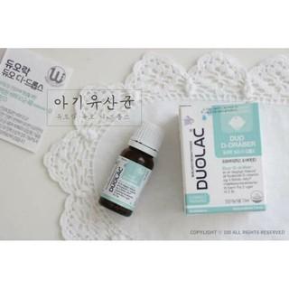 Duolac Drop D3 Hàn Quốc