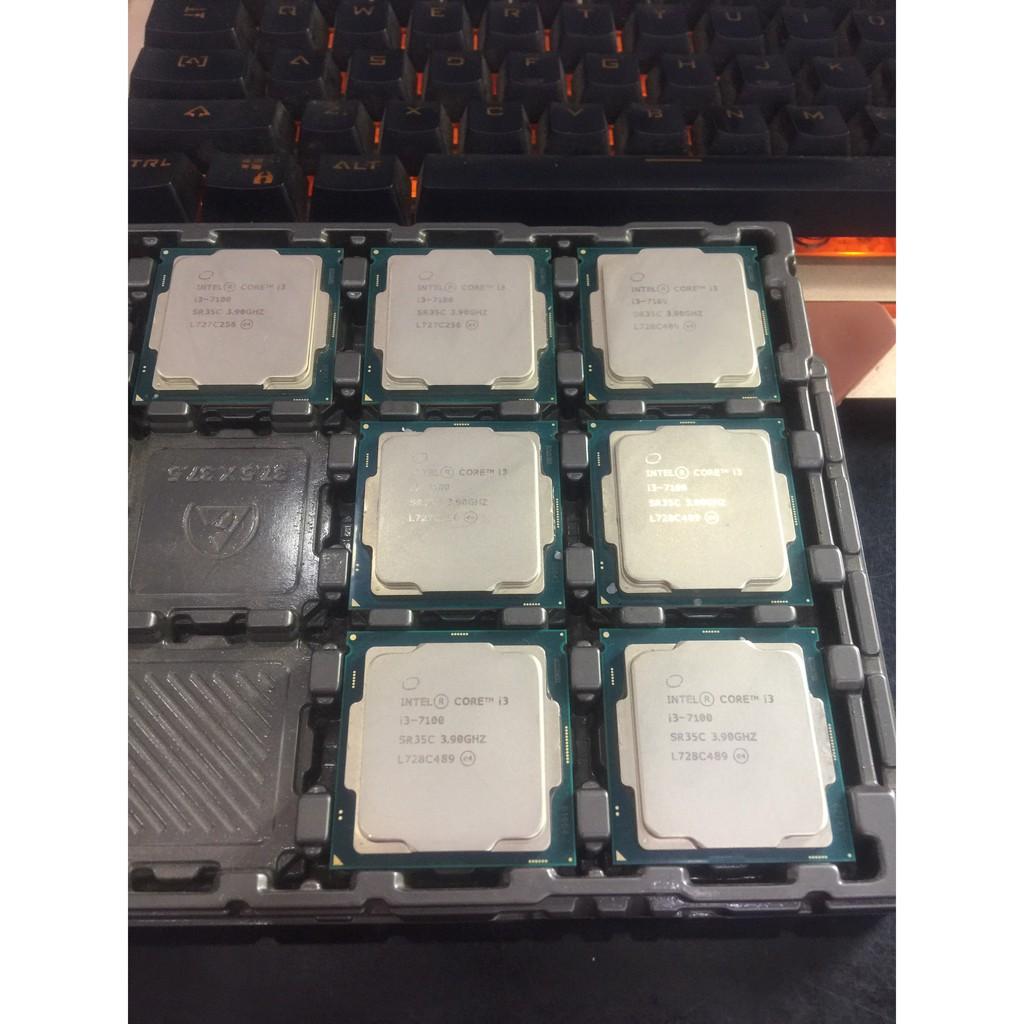 CPU I3 7100 Giá chỉ 2.800.000₫