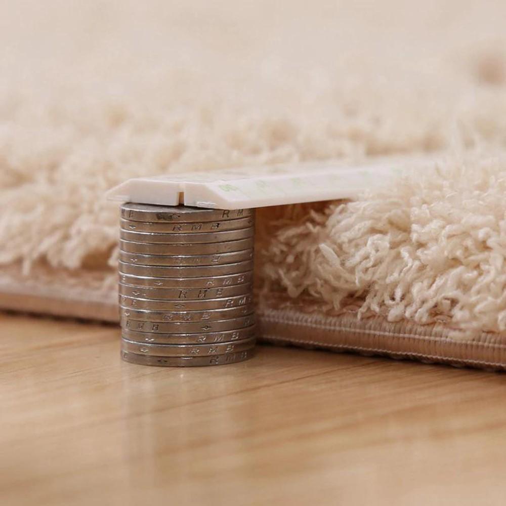 thảm lót cửa chùi chân Mềm Mại Siêu Thấm Hút Chống Trượt Nhiều Màu Cho Phòng Tắm / Nhà Bếp