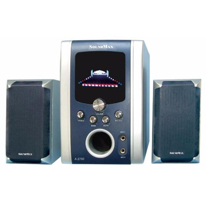 LOA SOUNDMAX A2700 (Hỗ trợ Karaoke)