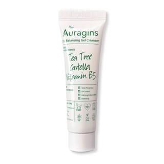 Sữa rửa mặt dành cho da dầu mụn The Auragins Oil Balancing Mini - 30ml