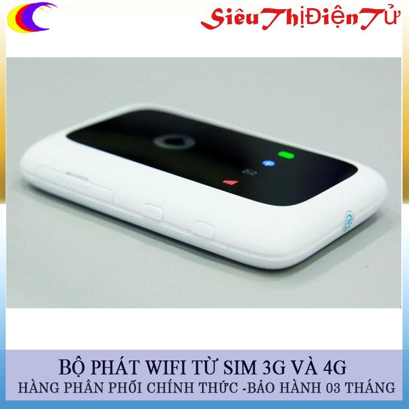 Bộ phát wifi bằng sim 3G