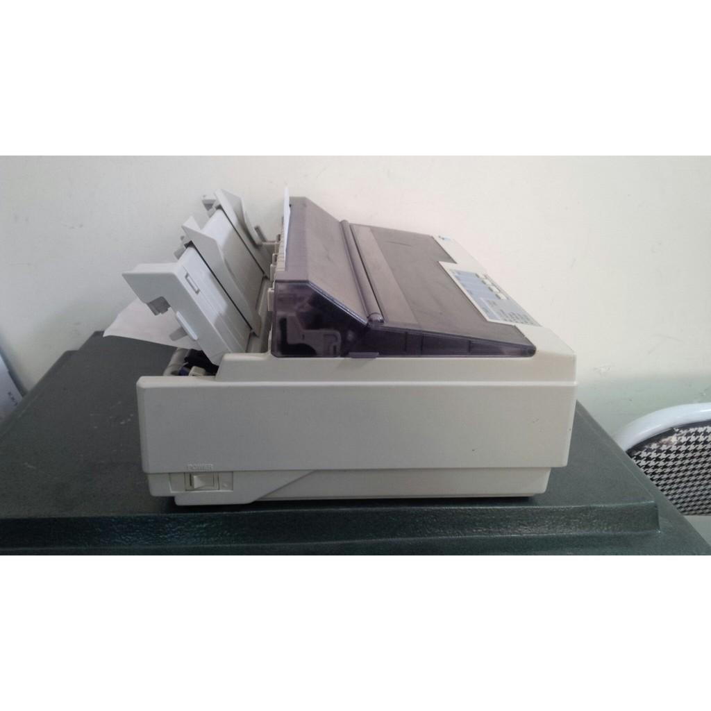 Máy in Epson LQ 300+II cũ- Máy in kim in hóa đơn cũ