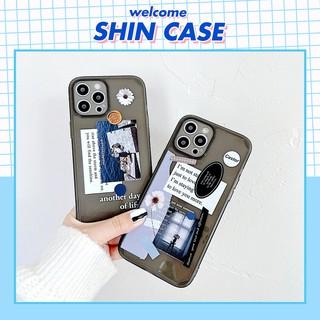 Ốp lưng iphone Love you more trong cạnh vuông 5 5s 6 6plus 6s 6splus 7 7plus 8 8plus x xr xs 11 12 pro max plus promax thumbnail