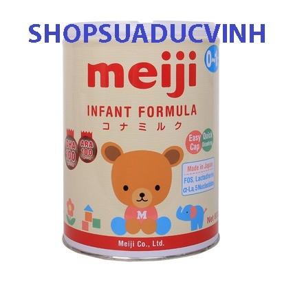 Sữa bột Meiji số 0 (0-1 tuổi) 800g - NHẬP KHẨU CHÍNH HÃNG - 2571086 , 58991820 , 322_58991820 , 539000 , Sua-bot-Meiji-so-0-0-1-tuoi-800g-NHAP-KHAU-CHINH-HANG-322_58991820 , shopee.vn , Sữa bột Meiji số 0 (0-1 tuổi) 800g - NHẬP KHẨU CHÍNH HÃNG