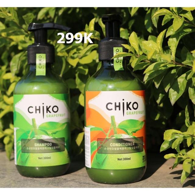 Dầu gọi Bưởi Chiko